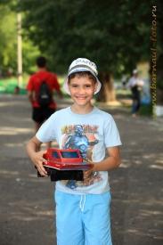 Городские соревнования по судомодельному спорту. Город Барнаул 6 июня 2012года